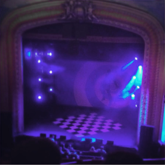 Eddie Izzard: Force Majeure show