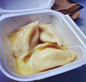 PGH Pierogi Truck Potato & Cheese Pierogies