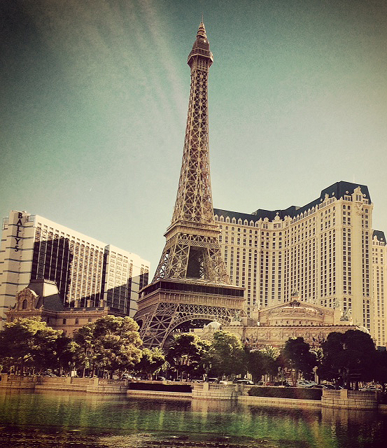 Paris in Las Vegas