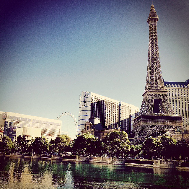 Paris Casino & Resort in Las Vegas