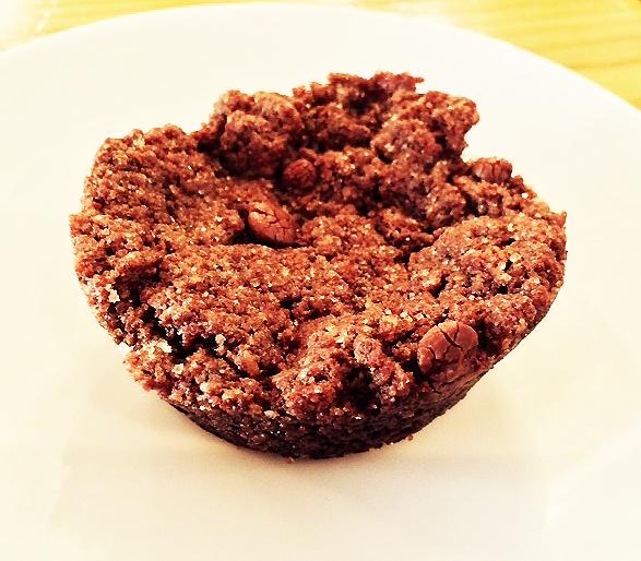 Gluten Free Goat Bakery Brownie