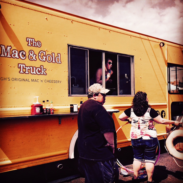 Mac n Cheese Food Truck in Pittsburgh