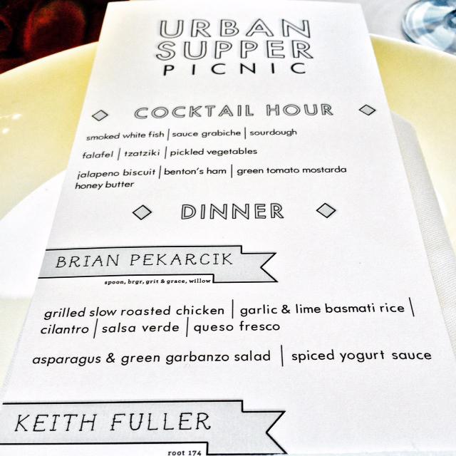 Urban Supper Picnic Menu Teaser eatPGH Pittsburgh Downtown Partnership