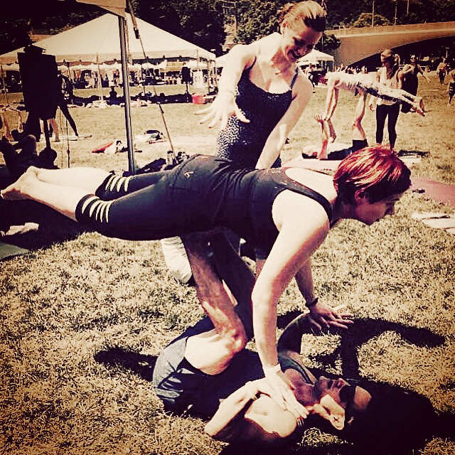 Intro to Acro Yoga