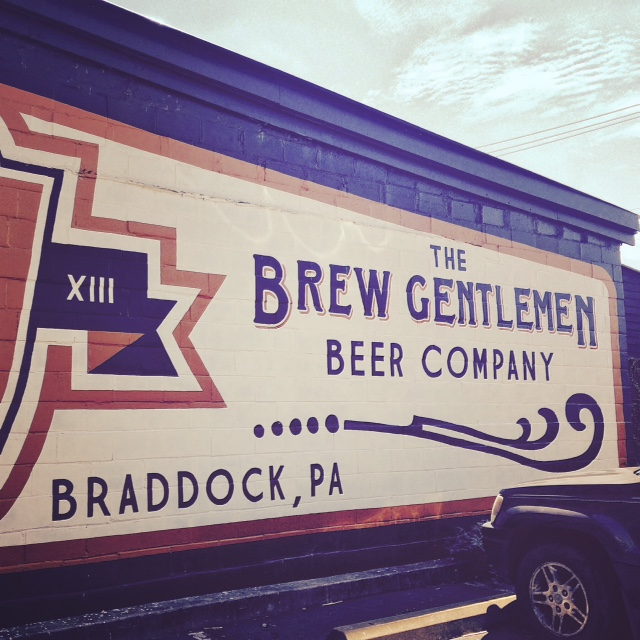 The Brew Gentlemen in Braddock