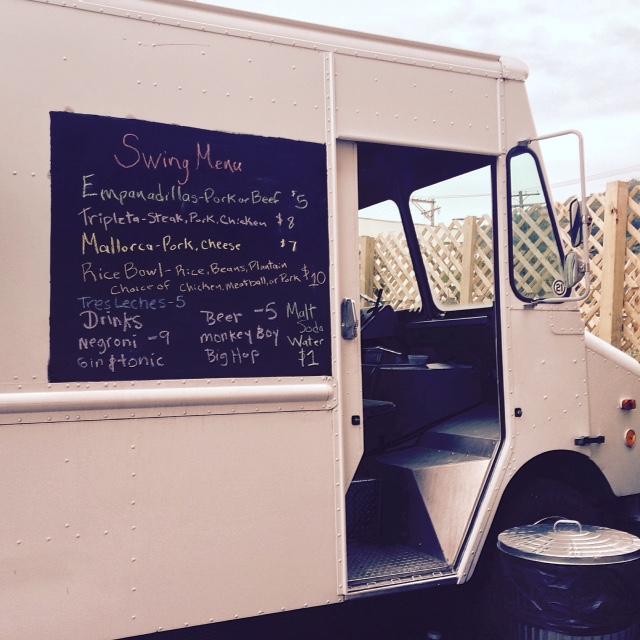 Swing Truck- Jamilka Borges' Food Truck