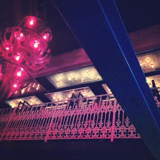 Second Floor of Tako