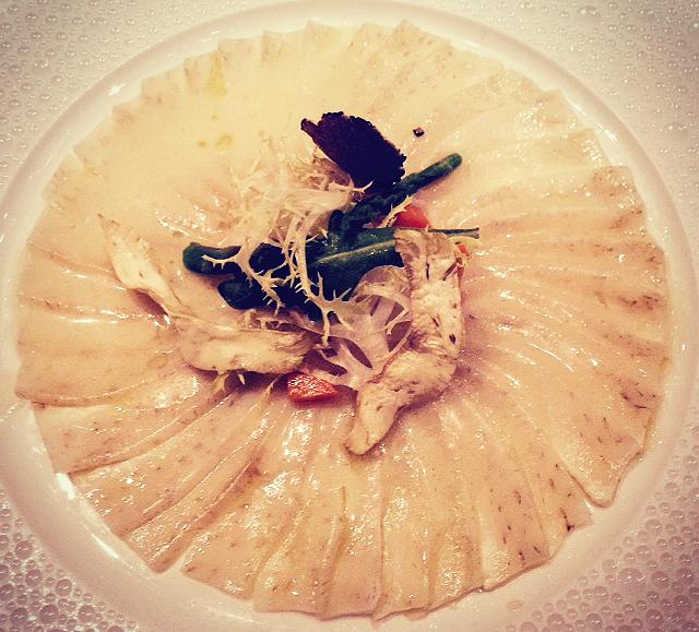 Artichoke Dish from Le Bernardin