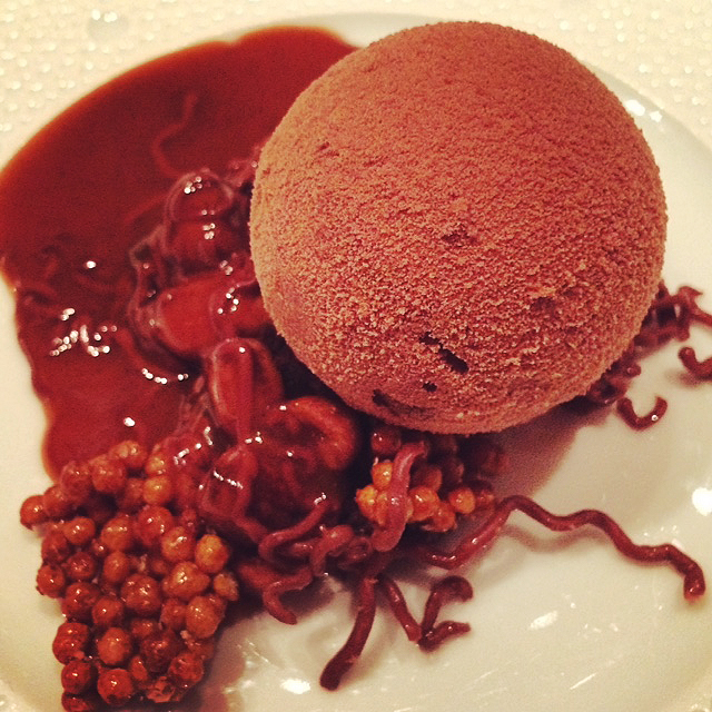 Chocolate Mousse from Le Bernardin