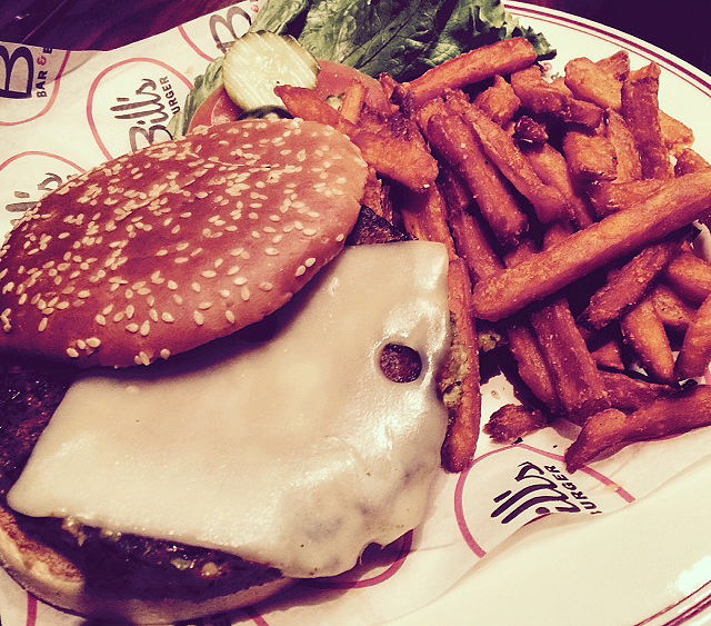 billsveggieburger
